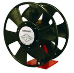 Reelcraft Industries T Series Gas Weld Hose Reel - 150 ft Capacity - Hand Crank Drive - T-1225-04