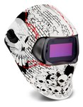 3M Speedglas 100 07-0012-31BY Helmet Assembly - Auto-Darkening Lens - Battery Powered - 3.66 in Viewing Width - 1.73 in Viewing Height - 051131-49950