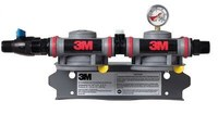 3M High Flow Series Dual Flow Filter Manifold Assembly - 20996