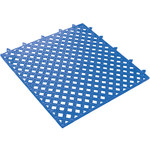 Lok-Tyle Blue Drainage Mat - 12 in x 12 in - SHP-8756