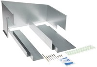 Kimberly-Clark Recessed Install Kit - 29568