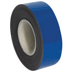 Shipping Supply Blue Magnetic Label Roll - 100 ft x 2 in - SHP-12204