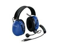 3M Peltor MT7H79F-50 Black Two-Way Radio Headset - 318640-03268