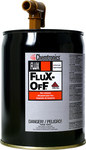 Chemtronics Flux-Off Flux Remover - Liquid 1 gal Bottle - DEL192