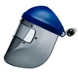 3M W96MW Clear Steel Mesh Face Shield Screen - 078371-82511