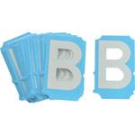 Brady Bradyglo 6002-B Letter Label - 84040