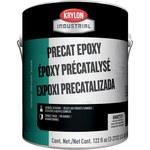 Krylon Industrial Coatings PreCat Semi-Gloss White Chemical-Resistant Coating - 1 gal Can - Base (Part B) - 03838