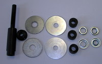 3M Wheel Adapter Kit For Use With Bench Grinders, Bench Motors, Inline Sanders - 28419