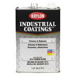 Krylon Industrial Coatings Solvent - 1 gal Liquid - 02458