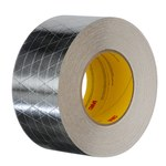 3M 2C110 Silver Duct Tape - 72 mm Width x 45.7 m Length - 96005