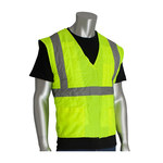 PIP Ez-Cool 390-EZ202 Yellow Large/XL Nylon/Polyester Cooling Vest - Soak in Cold Water - Fits 53 in Chest - 26 in Length - 616314-96310