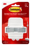 3M Command Plastic White Broom Gripper 4 lbs Weight Capacity - 40947