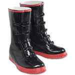 West Chester 8250 Black 9 Chemical-Resistant Boots - PVC Upper - 662909-820280