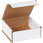Oyster White Corrugated Mailer - 5 in x 5 in x 2 in - SHP-2498
