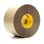 3M F9473PC Clear VHB Tape - 4 in Width x 60 yd Length - 10 mil Thick - 15685