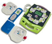 Zoll AED Plus PlusTrac Professional1 Fully Automatic Defibrillator - 8000-004010-01
