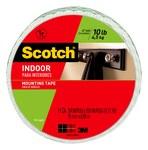 3M Scotch 110-LongDC White Foam Mounting Tape - 3/4 in Width x 350 in Length - 47102