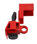 Brady Black/Red Circuit Breaker Lockout Device 73744 - Bulk - 754473-73744