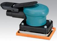 "Dynabrade 58500 3"" (76 mm) W x 4-1/4"" (108 mm) L Dynabug II Orbital Sander, Non-Vacuum"