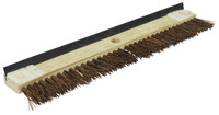 Weiler 731 Driveway Coater Head - Palmyra Bristle - 18 in Block - 73182