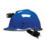 PIP Pacific R5T Blue Kevlar Rescue Helmet - 3-Point Strap Type - 6-Point Suspension - Ratchet Adjustment - 616314-14897