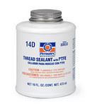 Devcon Permatex 14D Thread Sealant White Paste 16 oz Can - 80633