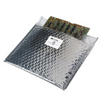 SCS 2120R Series Silver Metal-Out Bag - 12 in Length - 11 in Wide - 260 mil Thick - 2121211