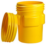 Brady Yellow 95 gal Spill Containment Drum 89142 - 662706-83520