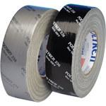 Polyken Berry Global Black Duct Tape - 48 mm Width x 55 m Length - 12 mil Thick - 236 48MM X 55M BLACK