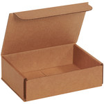Shipping Supply Kraft Corrugated Mailers - 8 in x 5 in x 2 in - SHP-14185