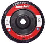 3M Scotch-Brite Clean & Strip XT Pro Disc - Silicon Carbide - 7 in Diameter - Type 27