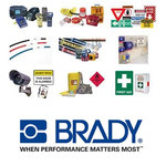 Brady Vertical Clip-On Badge Sleeve 69721 - 754476-03573