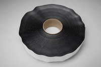 3M Weatherban PF5422 Black Flashing Tape - 2 in Width x 50 ft Length - 1/8 in Thick - 83508