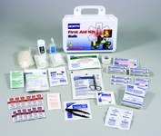 North First Aid Kit - Bulk - Plastic Case Construction - 019700-0001L
