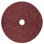 3M 782C Coated Ceramic Quick Change Disc - Fibre Backing - 60+ Grit - 4 1/2 in Diameter - 89604