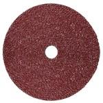 3M 782C Coated Ceramic Quick Change Disc - Fibre Backing - 80+ Grit - 4 1/2 in Diameter - 89613