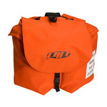 PIP 9400-52514 Orange Polyester Arc Flash Backpack - 8 in Width - 15 in Length - 20 in Height - 616314-39468