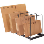 Black Carton Stand - 25 in x 45 in x 25 in - SHP-8310