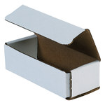 Oyster White Corrugated Mailer - 6 in x 2 1/2 in x 1 3/4 in - SHP-2505