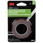3M Scotch Mount 03615 Molding Automotive Tape - 7/8 in Width x 5 ft Length
