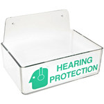 Brady Box Dispenser without Lid 50180 - 9 in Width - 3 in Height - 754476-50180