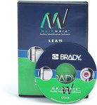 Brady Markware 20700L-UP Safety & Compliance Label Software - 68311