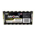 Rayovac UltraPro Standard Battery - Single Use Alkaline AA - ALAA-8J