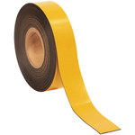 Shipping Supply Black Magnetic Tape - 50 ft x 2 in - SHP-13854