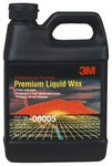 3M Green Wax - Liquid 1 qt Can - 06005