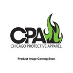 Chicago Protective Apparel Silver 9 to 13 Traction Overshoes - Aluminized Para Aramid Blend Upper - 671-AKV