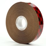3M Scotch ATG 926 Clear Transfer Tape - 3/4 in Width x 36 yd Length - 5 mil Thick - Densified Kraft Paper Liner - 62736