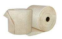 Sellars DuraSoak Medium-Duty White Cotton/Polypropylene 14.8 gal Absorbent Roll - 14 1/4 in Width - 150 ft Length - SELLARS 83260
