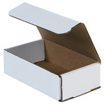 Oyster White Corrugated Mailer - 7 in x 4 in x 2 in - SHP-2535