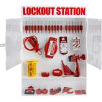 Brady Lockout/Tagout Kit - 5.25 in Depth - 25 in Width - 30 in Height - 754473-63191